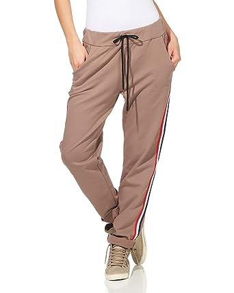 ZARMEXX Pantalones para Mujer Pantalones de chándal de algodón con ...