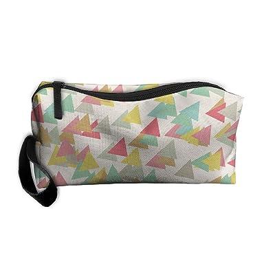Traingle Dot Fashion Waterproof Multifunction Portable Storage Luggage Bag hot sale
