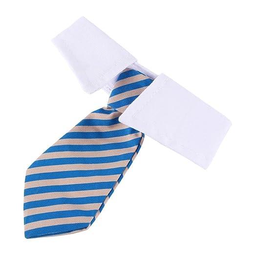 Corbata de lazo para mascota, pequeña, para gato, perro formal ...