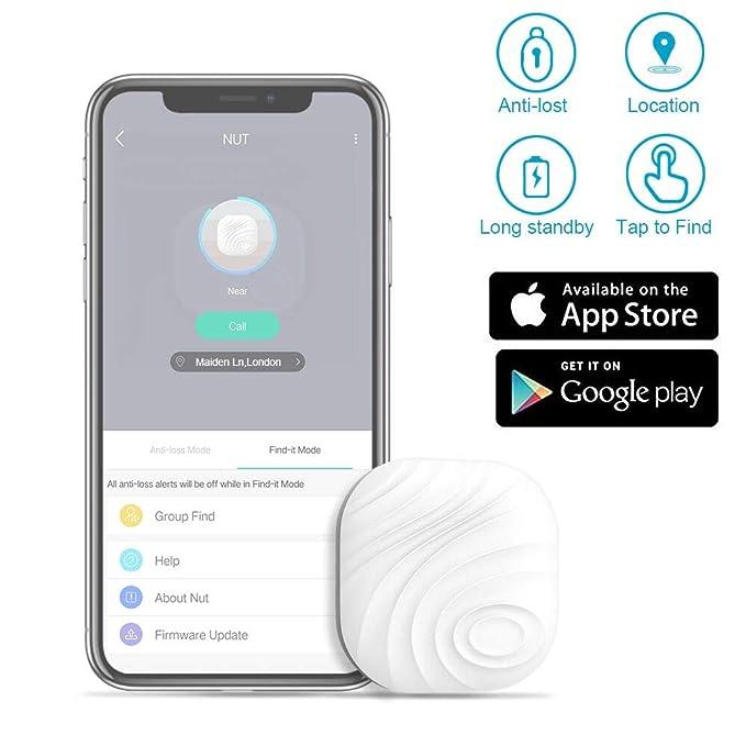 19 opinioni per Key Finder – Lost Tracker – Evershop Bluetooth Tracker Localizzatore GPS wallet