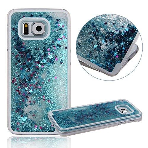Samsung Galaxy S8 Waterfall Liquid Glitter Case