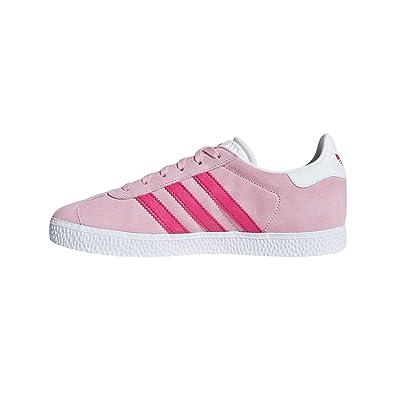 new style b0e79 2ae77 adidas Gazelle J Chaussures de Fitness Mixte Enfant  Amazon.fr  Chaussures  et Sacs