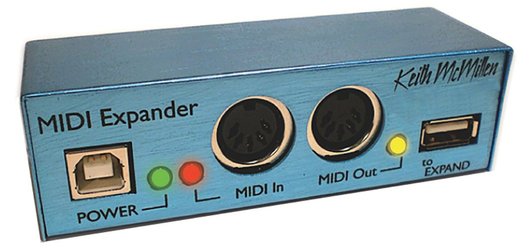 MIDI Expander for Keith McMillen Instruments K-701