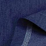 f28e0211ce Galleon - Hmlai Long Denim Dress