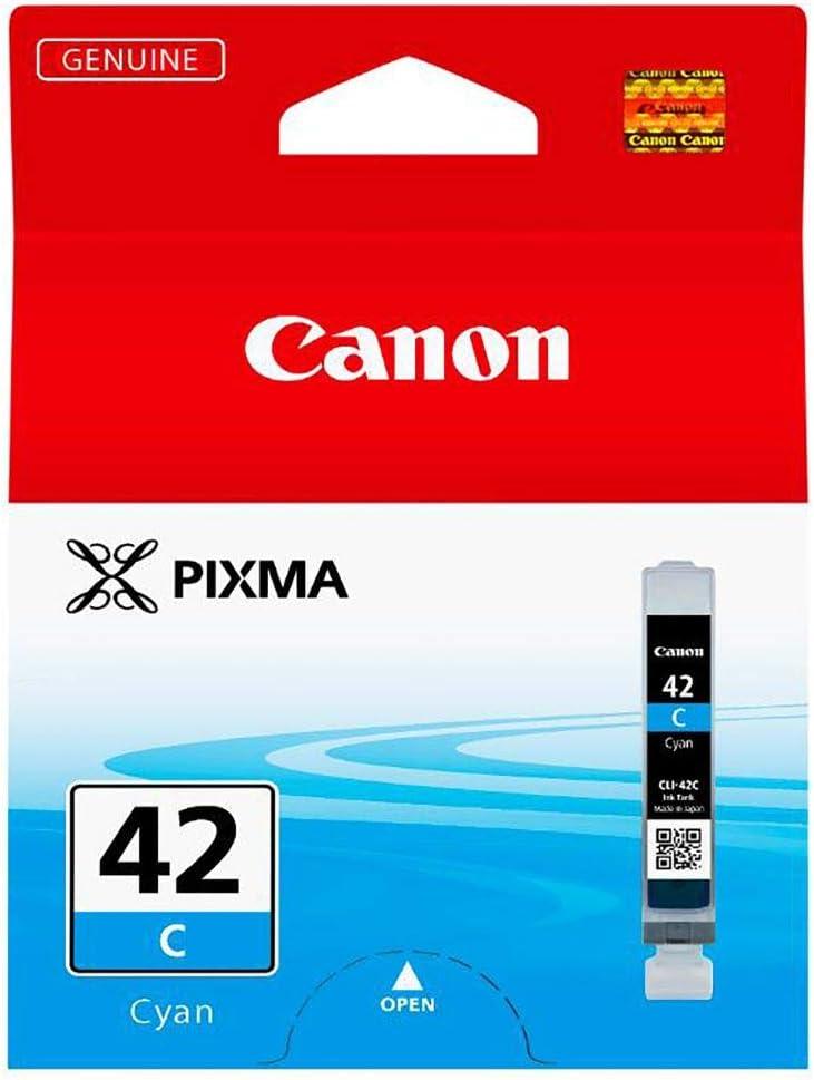 Tintenpatrone CLI-42C 1 x Dye-Based Cyan