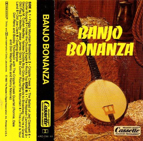 Don Reno Banjo (Banjo Bonanza)