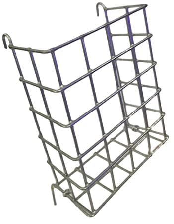 All Things Bunnies Wire Hay Feeder   4u0026quot;