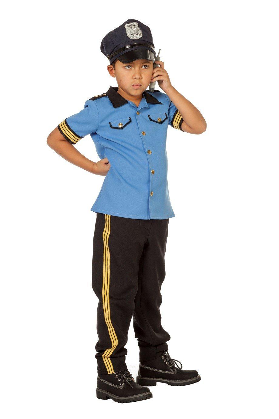 Wilbers 3916 Polizeikostüm Kinder Jungen 164 B018W8VRIA Kostüme für Kinder Angenehmes Gefühl | Neuankömmling