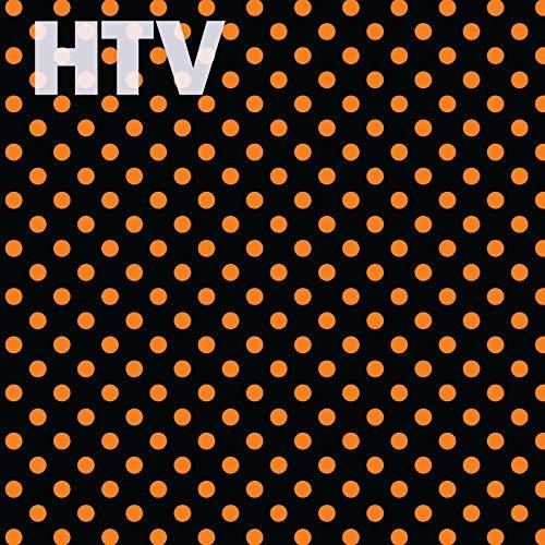 Halloween Geometric Pattern HTV, 12