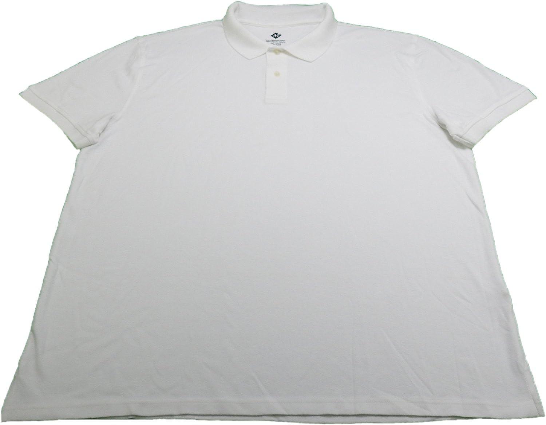 Members Mark Mens Polo Shirt White At Amazon Mens Clothing Store