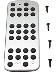 Hemore Automotive Antifouling antidérapant Sport Repose-Pieds Repose-Pieds Pédale 206 207 206 CC de Voiture Accessoire de véhicule