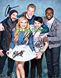Pentatonix a cappella group reprint signed autographed 11x14 poster photo by all 5 #3