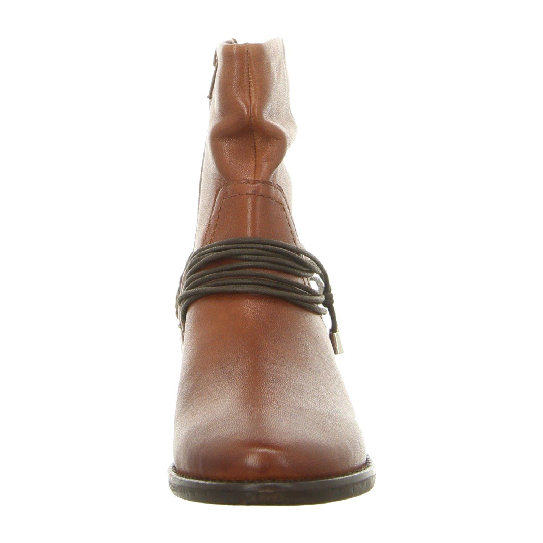 SPM Schuhes & & & Stiefel Damen Stiefeletten 13818588-01-02002-13051 Braun 355006 Braun 473815