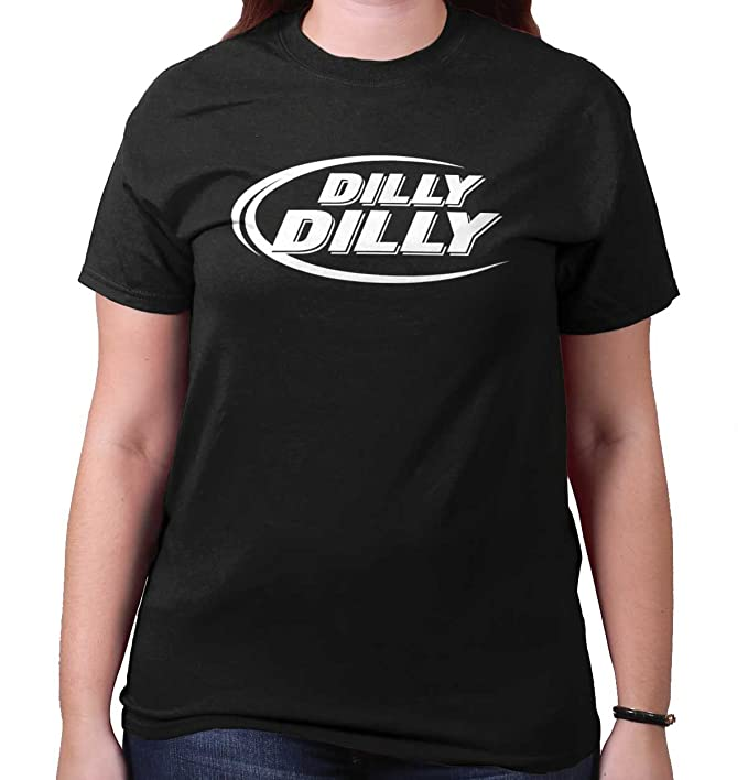 Dilly Dilly Bud Budweiser Funny Cool Gift Edgy Sarcastic Cute T-Shirt Tee