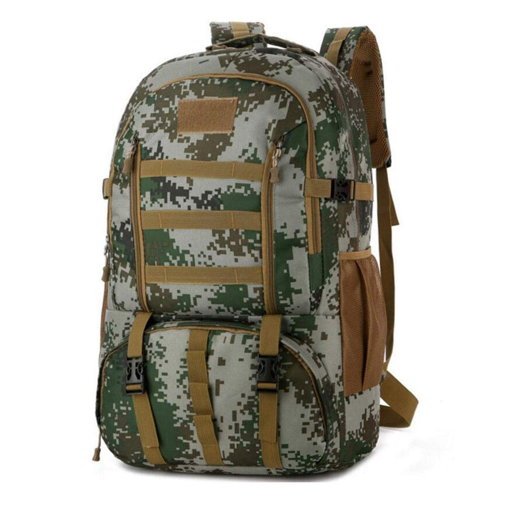 a83cfb453ce8 Amazon.com: YAXuan Outdoor Backpack, Mountaineering Bag Travel ...