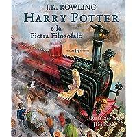 Harry Potter e la pietra filosofale. Ediz. illustrata: 1