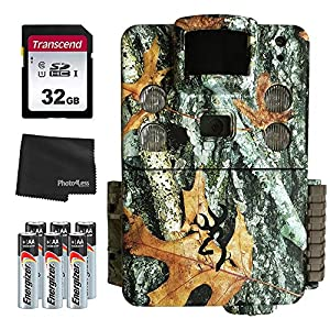 Flashandfocus.com 61pqMCS-XjL._SS300_ Browning Strike Force APEX 18MP Trail Camera (Camo) BTC-5HD-APX + 32GB SD Card + 8 AA Batteries and Lens Cleaning Cloth