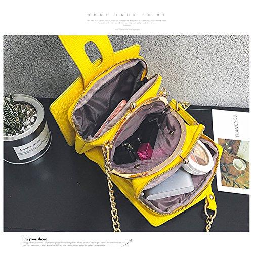 Borse coreane gialle del girasole di Yoome cartoon per ragazze teenager Borse piccole per le donne Borsa piccola borsa