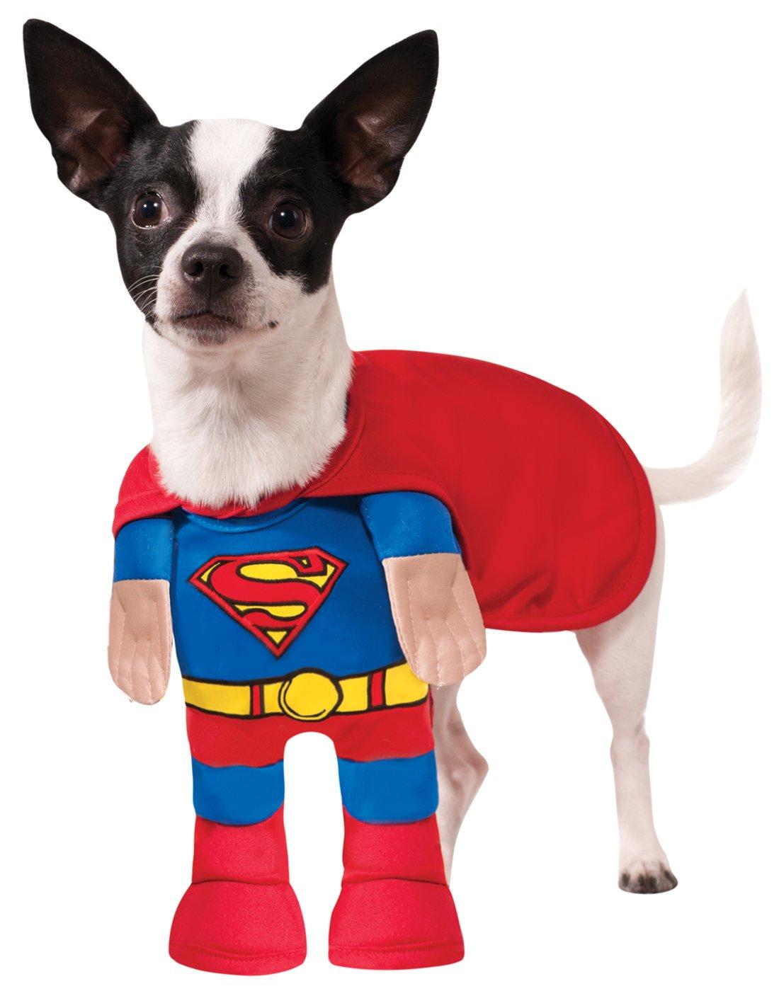 DC Comics Superman Pet Costume, Extra-Small