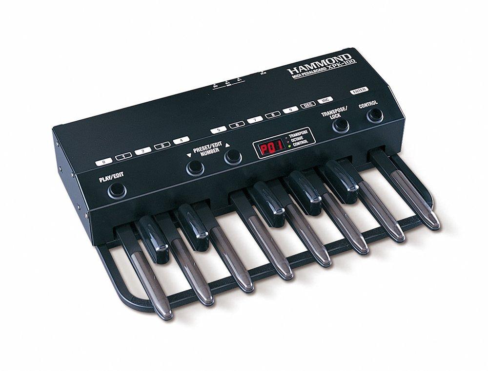 2018セール HAMMOND ハモンド ハモンド HAMMOND B0002D05B4 MIDIペダルボード XPK-100 B0002D05B4, 宮地楽器 ミュージックオンライン:48f8f635 --- digitalmantraa.com