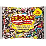 Tootsie Roll Child's Play Favorites - Funtastic Candy Variety Mix Bag – Peanut Free, Gluten Free