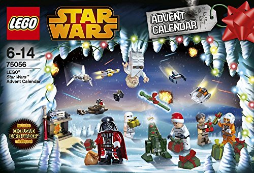 Lego Star Wars Advent Calendar 75056 by LEGO