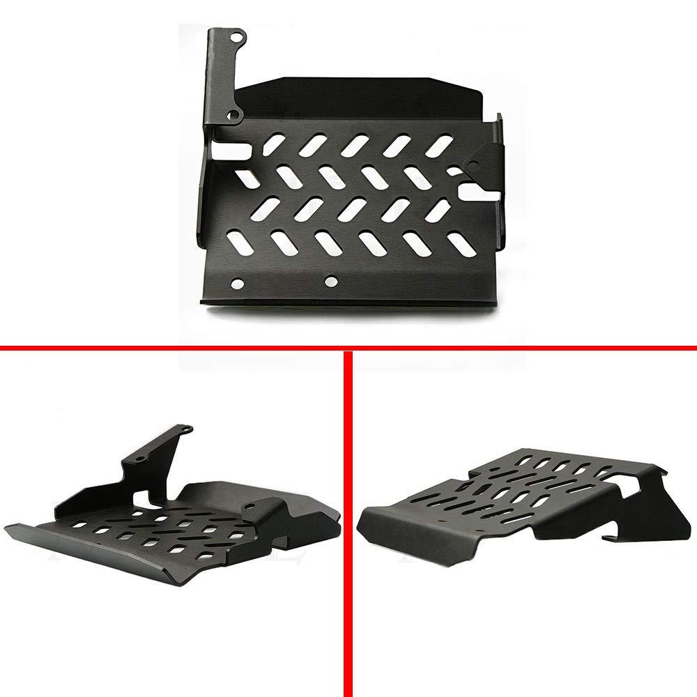 X-ADV Moto Components Plataforma Reposapi/és Estriberas para Honda XADV X ADV X-ADV Negro+Negro
