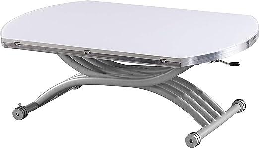 Capsull Design Mesa elevable Lenny: Amazon.es: Hogar