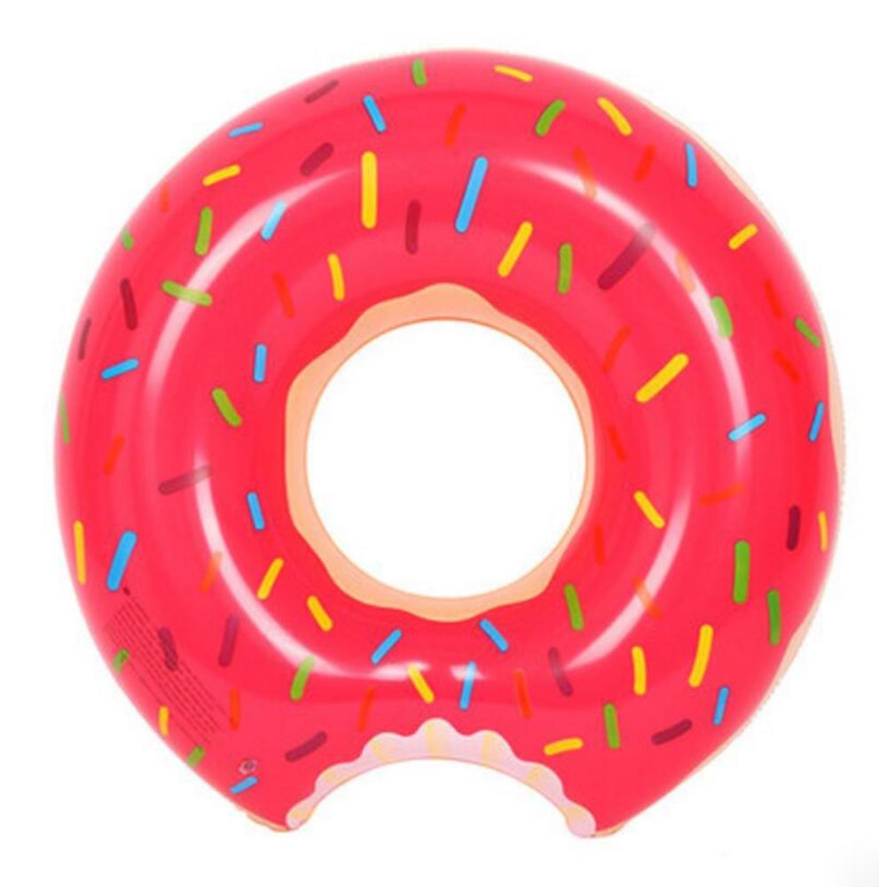 Dixon.Y Gigantesque Donut piscina juguetes piscina hinchable ...