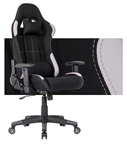 énorme réduction ef688 6962c Chaise Gaming Siege Gaming Siege Gamer Bureau Gaming ...