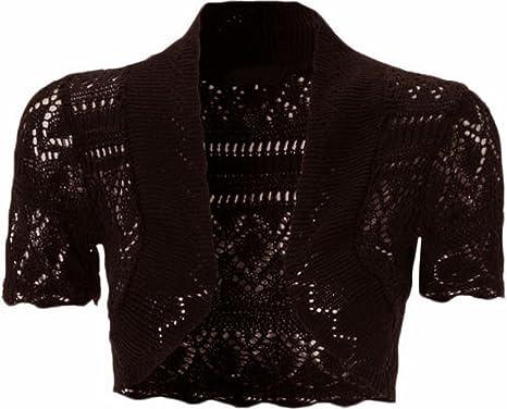CHOCOLATE PICKLE Neue Frauen Plus Size Crochet Knit Fisch-Netz ...