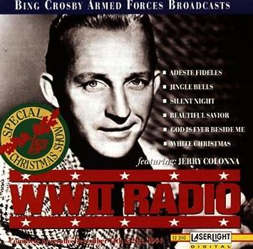Amazon.com: Christmas with the Stars: Bing Crosby, Ella Fitzgerald, Peggy