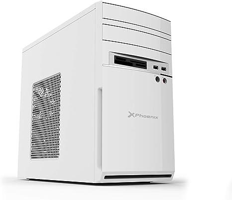 Phoenix Technologies PHCAJAMICROATXW - Caja de Ordenador ...