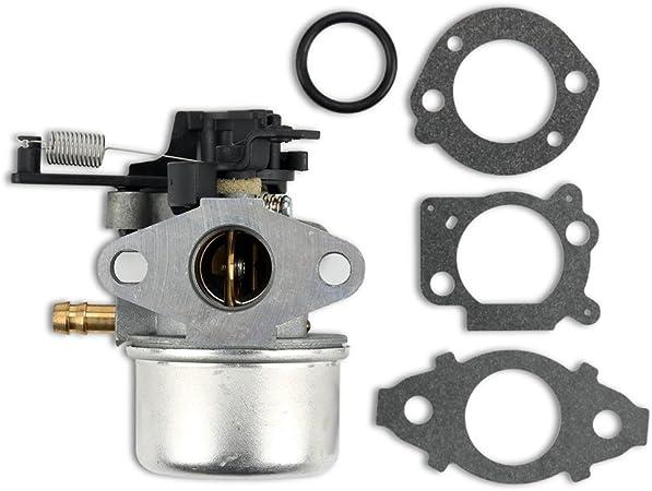 Genuine 591137 Briggs /& Stratton Carburetor 590948 Lawnmower