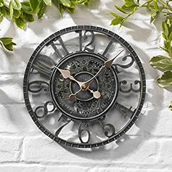 Fashionable Design Mechanical Wall Clock | Home Design Plan