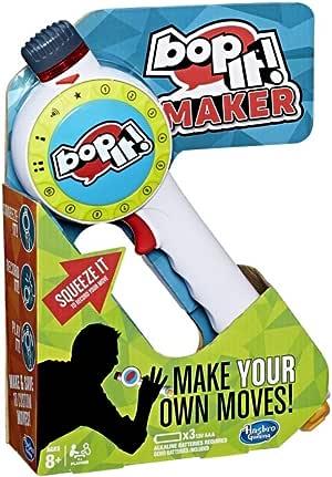 Hasbro Bop It. Eléctrica Juego: Amazon.es: Juguetes y juegos