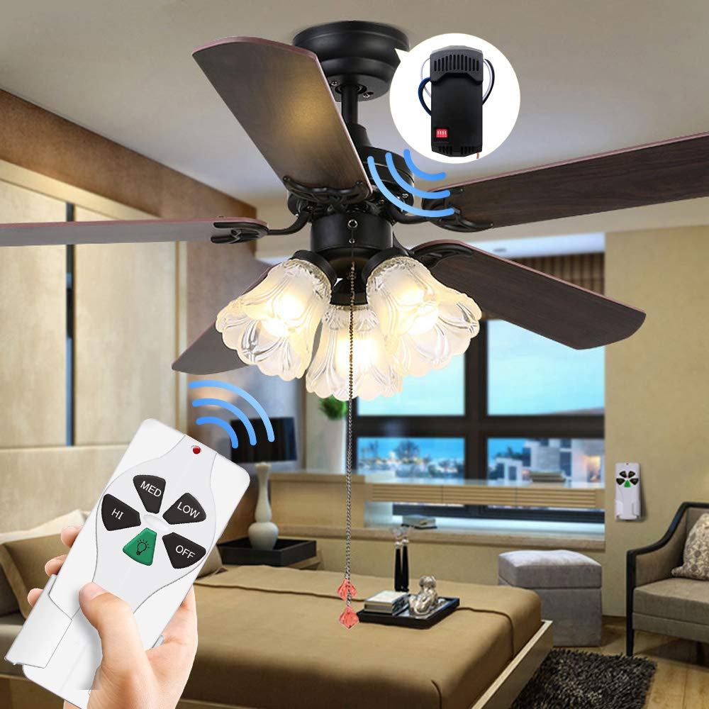 CeilingBay Replacement of Hampton Bay Ceiling Fan Remote Control ...