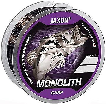 JAXON SATORI  CARP Angelschnur Spule Monofile Karpfen 300m //600m  Ø0,25-0,35mm