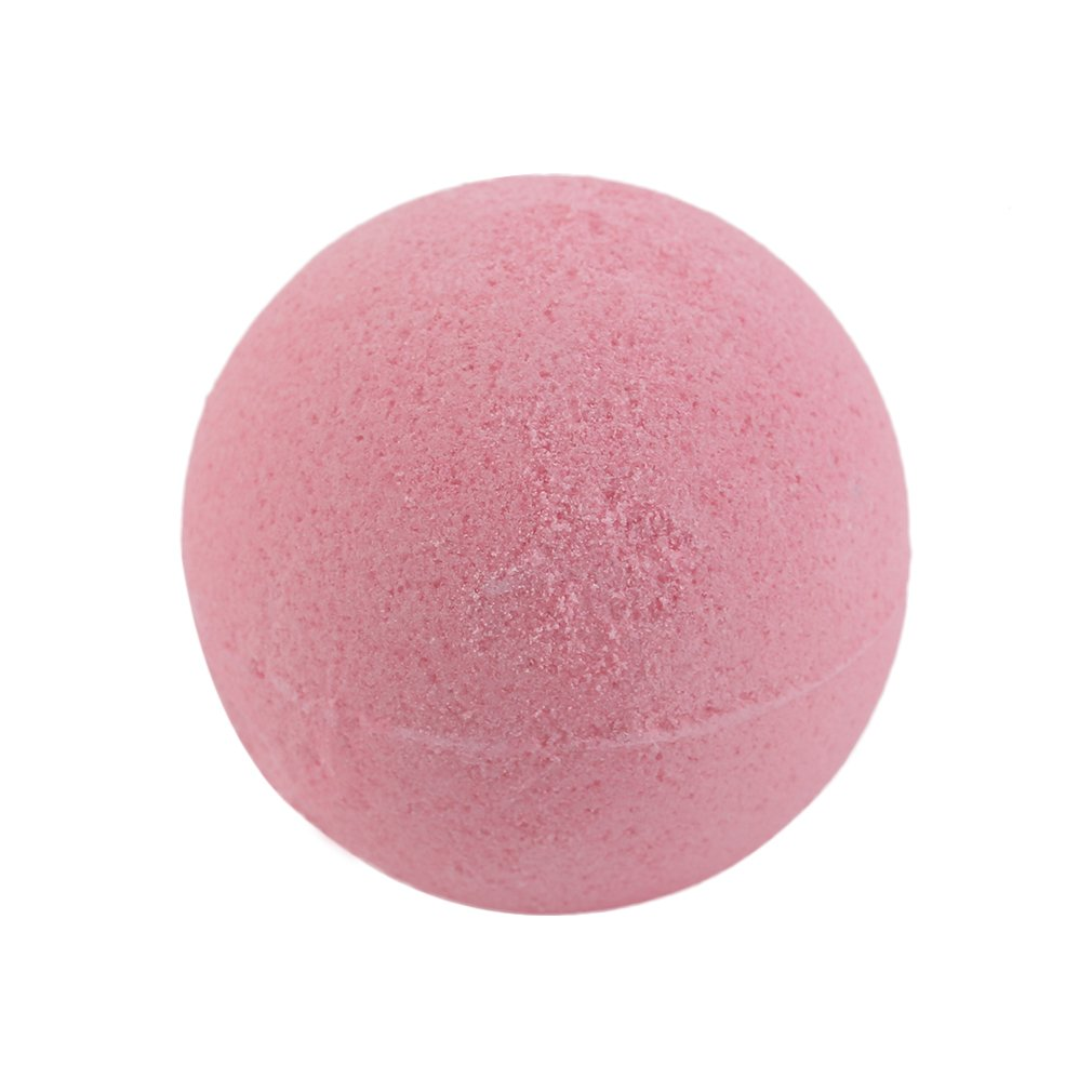 Xiton 40G Bath Ball Bomb Aromatherapy Type Body Cleaner for Home Use Bathroom Use Purple
