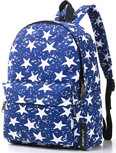 Full Sized Canvas Backpack - 5