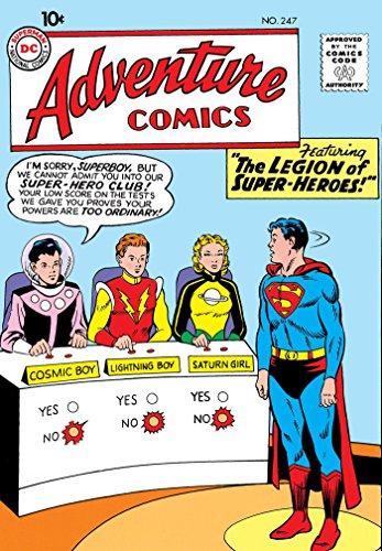 Dc Legion Of Super Heroes - Legion of Super-Heroes: The Silver Age Vol. 1