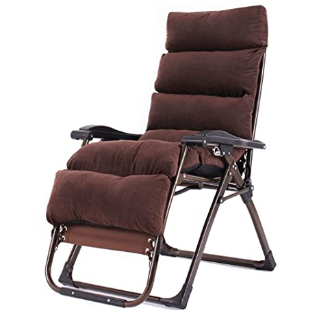 Silla reclinable Plegable para computadora con Descanso ...