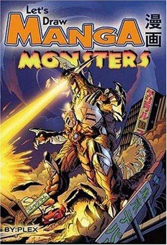 Let's Draw Manga Monsters PDF