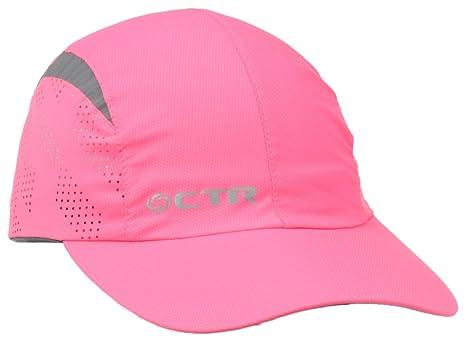 CTR Gorra Chase Midnight Run Cap Neon Pink Talla UNICA