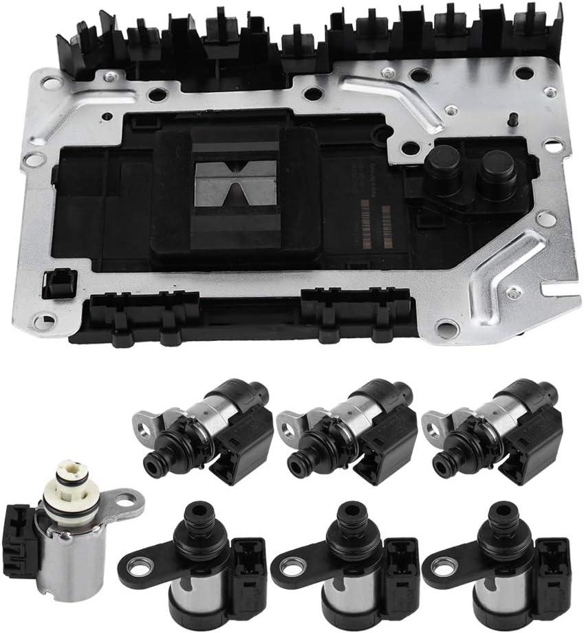 Valve Body /& Solenoids RE5R05A Transmission Valve Body /& Solenoids Control Unit Assembly for NISSAN//DATSUN HYUNDAI