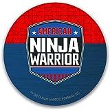 Amazon.com: American Ninja Warrior In Training Stickers -96 ...