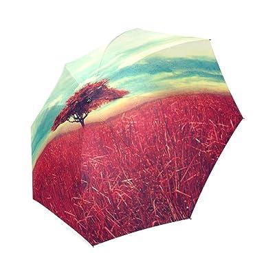 Customized Unique Folding Rain Umbrella/Parasol/Sun Umbrella
