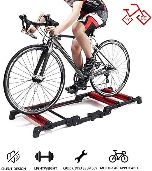 Bicicleta Trainer soporte - bicicleta plegable bicicleta Rodillos ...