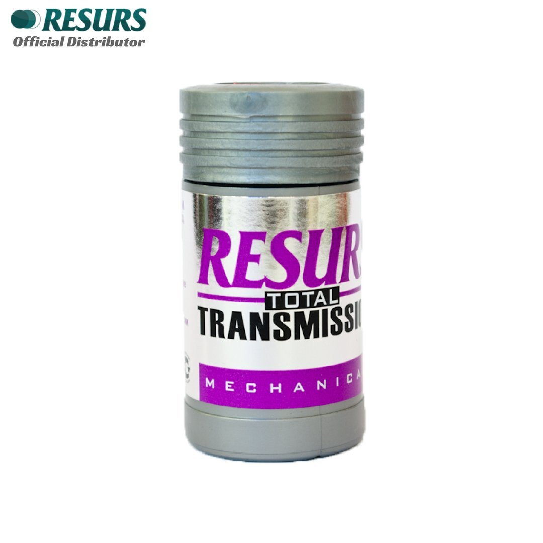 RESURS Total 50 g Manual Gearbox Restorer/Transmission Oil Additive/Gear Restorer/Manual Gearbox Restorer/Mechanical Gearbox Restorer/Gearbox Oil Additive/Manual Transmission Treatment