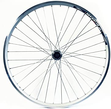 Wilkinson - Rueda Trasera para Bicicleta (26 x 1,75, Doble Pared ...
